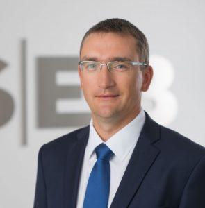 Ints Krasts Board Member SEB banka