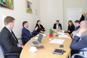 FICIL Education work group meeting