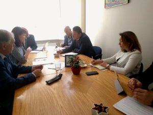 FICIL Transport work group meeting